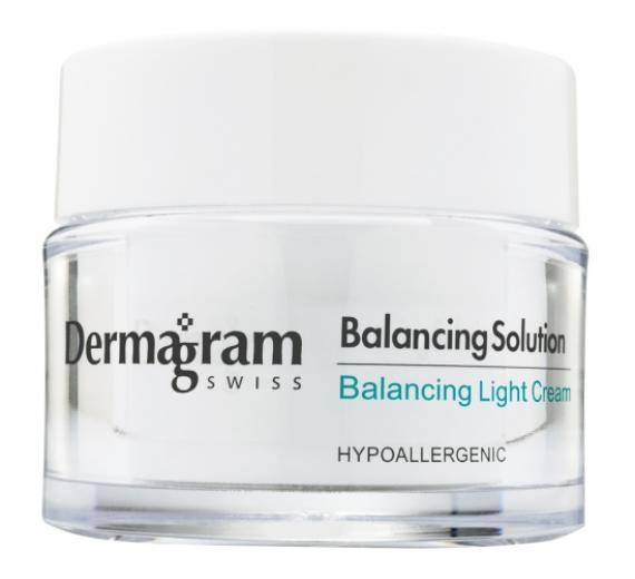 Dermagram Balancing Light Cream Derm Institute anti-oxidant hydration cream