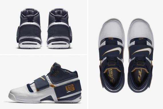 "LeBron Soldier 1 ""25 Straight"""