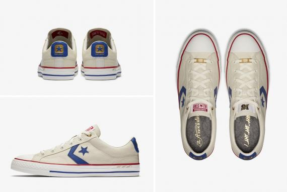 """Converse Star Player Ox """"Intangibles"""