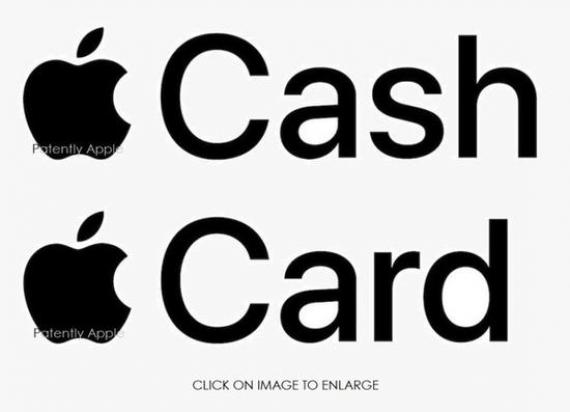 Apple Cash、Apple Card商標