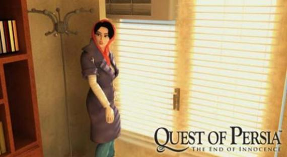 Puya Arts研發的《Quest of Persia: The End of Innocence》