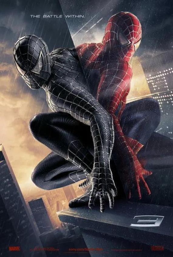Spider-Man 3 | http://www.impawards.com/2007/spider_man_three_ver4.html