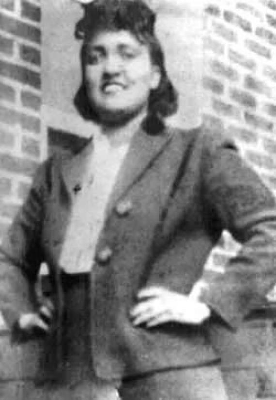 Henrietta Lacks,1921 - 1951