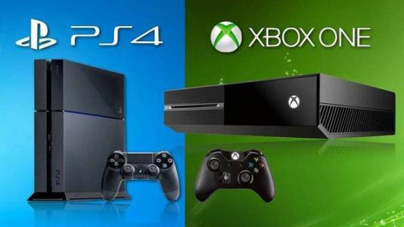 PS4以及Xbox One
