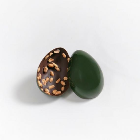 Easter Egg - Chocolate with Peanuts 花生朱古力復活蛋 HKD188  PHOTO / Butterfly Patisserie