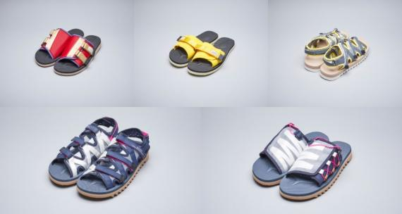 PHOTO / SUICOKE x VIBRAM FIVEFINGERS