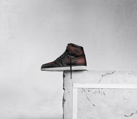 Air Jordan I High OG Fearless 女裝鞋款